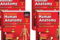 BD Chaurasia Human Anatomy 8th Edition PDF Free Download – ALL VOLUMES